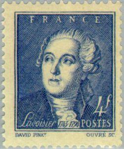 Resultado de imagem para SELO DE Antoine Lavoisier
