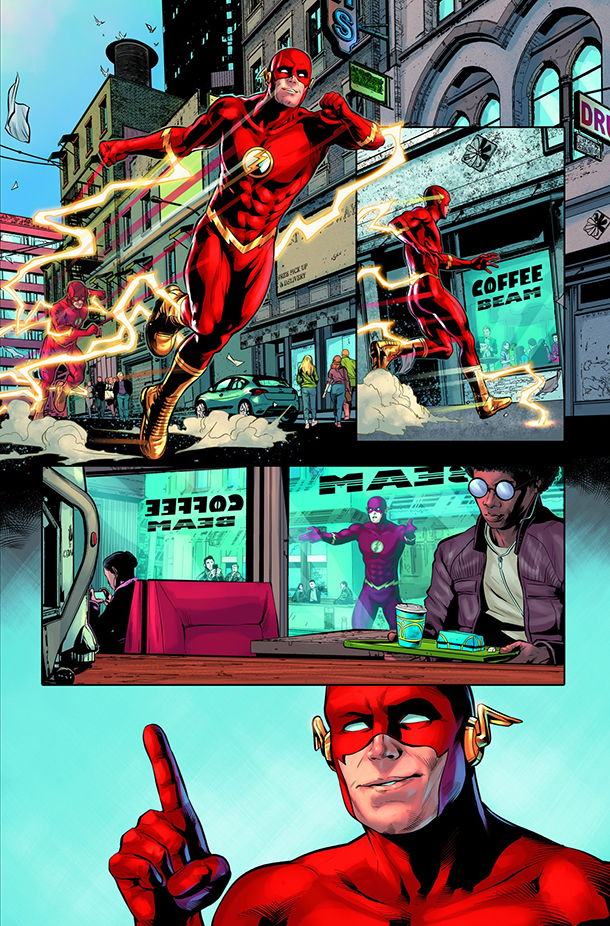 The Flash #772 - 1