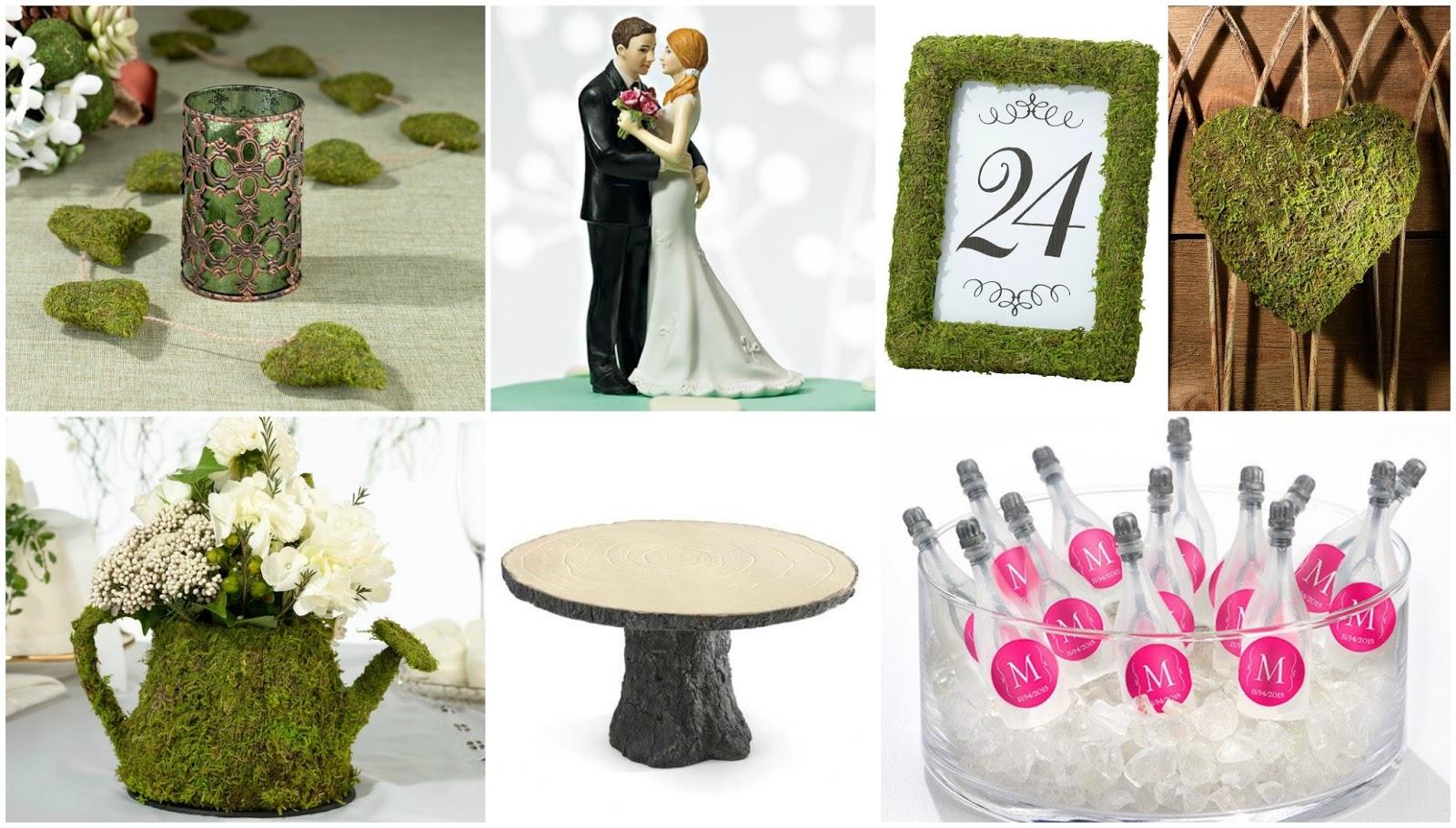 Creative Ideas For A Garden Themed Wedding