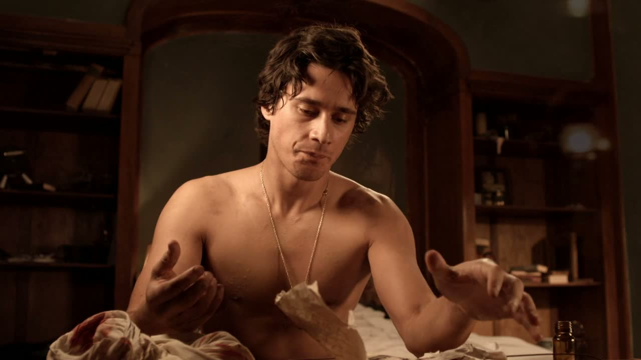 Andrea Elson Nackt shirtless men on the blog: peter gadiot shirtless