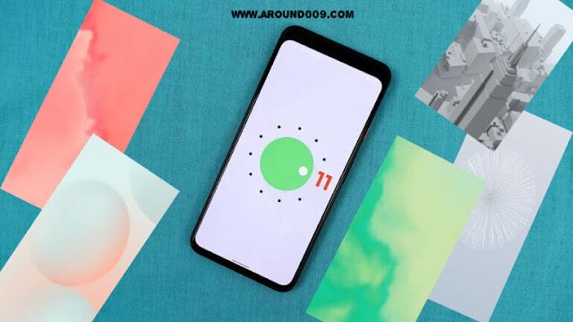 تحميل خلفيات نظام أندرويد : Android 11 الرسمية بدقة عالية (QHD+)