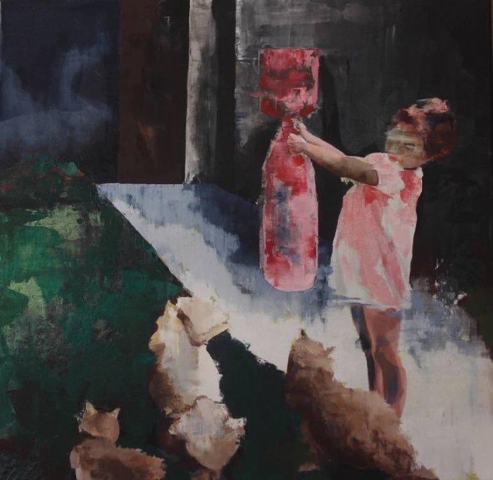 Португальский художник. Joao Teixeira
