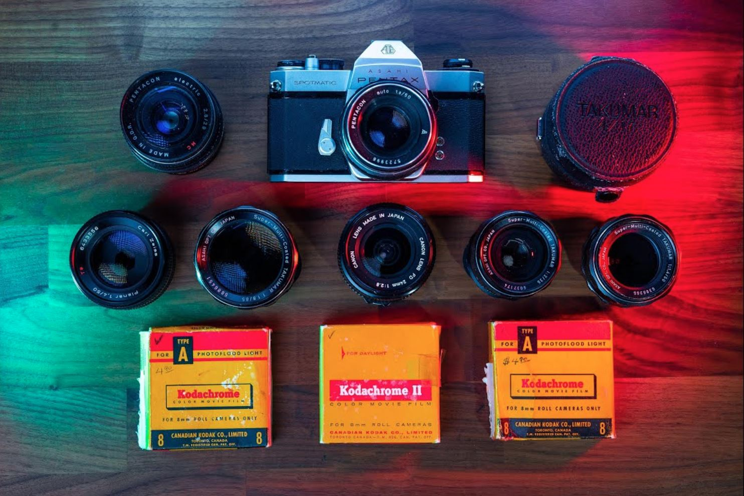 5 Reasons Why You Need Vintage Lenses In 2020