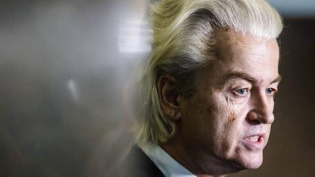 انتخابات هولندا 2021.. خيرت فيلدرز يعلن برنامج حزب برنامجه الانتخابي