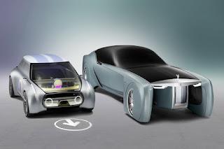 Mini e Rolls Royce verso il Futuro