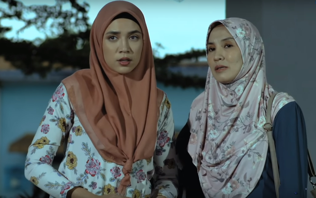 Akhirnya Terlayan Juga Drama Camelia TV3 Lakonan Diana Danielle dan Ain Edruce