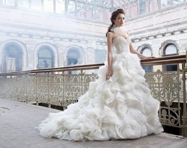 Fashion Forever: Wedding Dresses