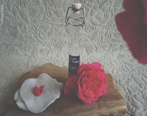 Bio Kenz Paris et son eau florale de rose damascena