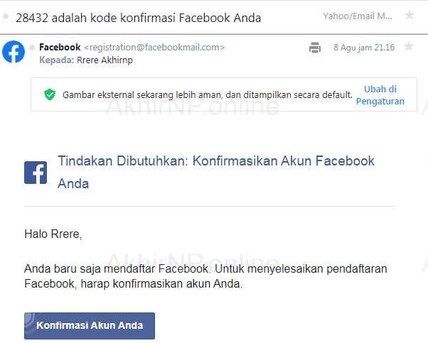 cara membuat banyak akun facebook dengan cepat