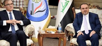 وزير العدل يكشف عن إطلاق الأموال العراقية المحجوزة لدى سويسرا