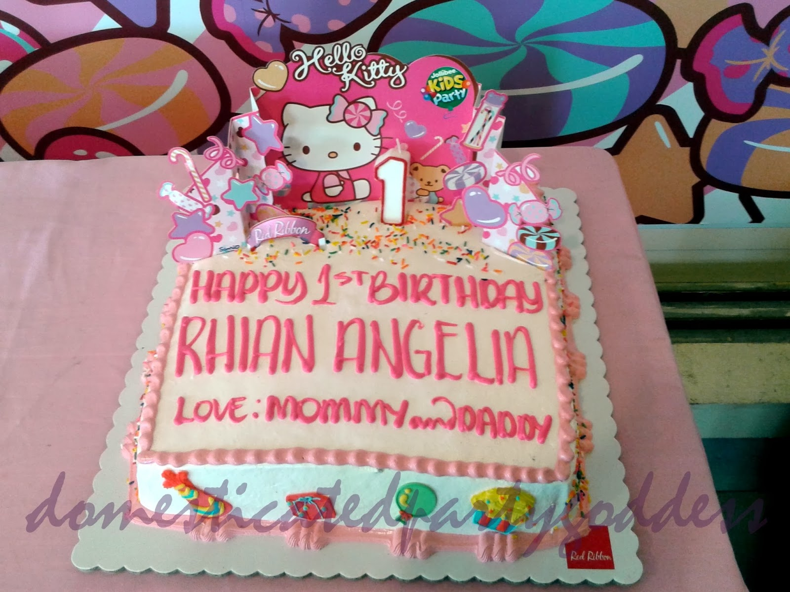 Jollibee Birthday Cake Price