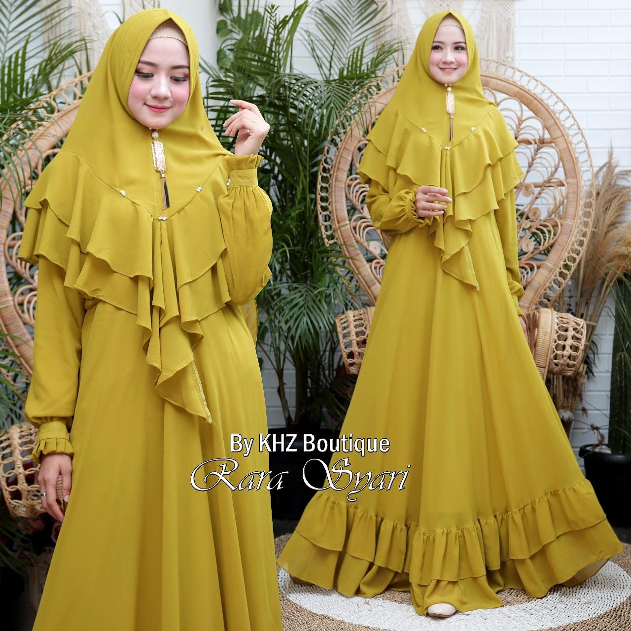 f58b55f7d1b6 RARA SYAR'I VOL 2 BY KHZ BOUTIQUE   Melody Fashion