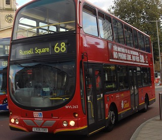 The No 68 Bus