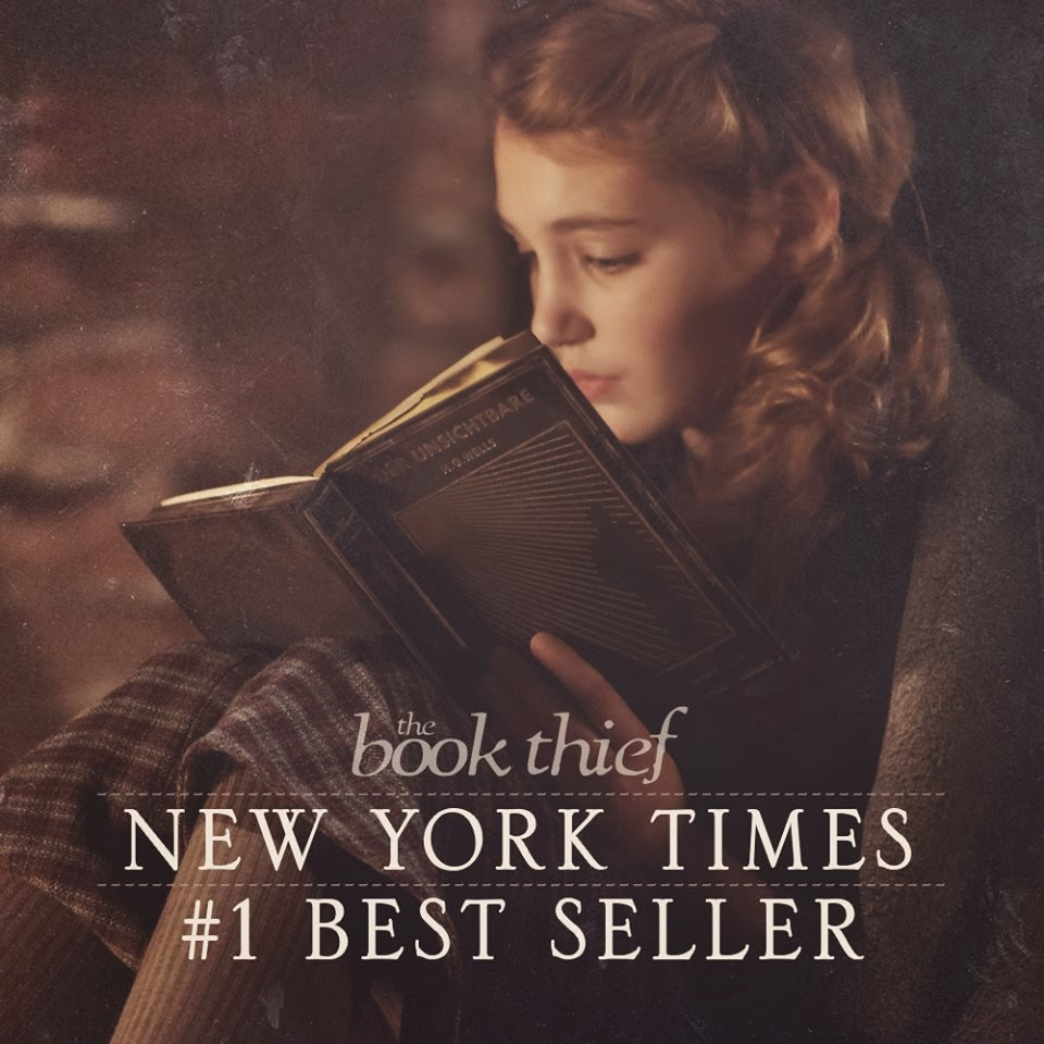the book thief new york times best seller