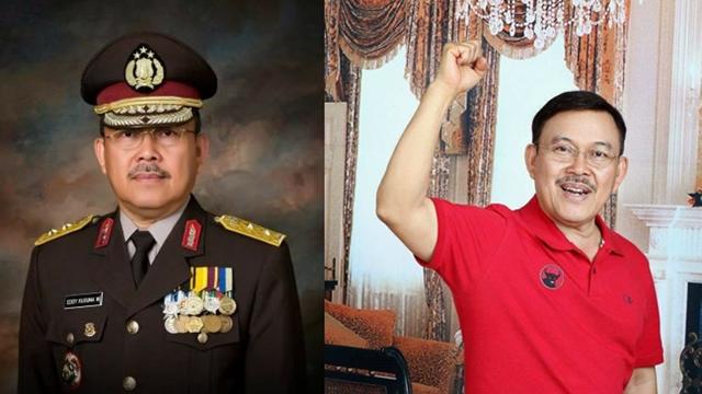 Purnawirawan Polri Ini Disebut Calon Anggota Pengawas KPK
