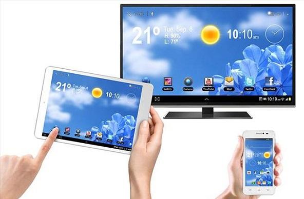 كيفيه استخدام التليفزيون من الهاتف بدون استخدام الانترنت