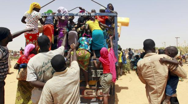 50 Nigerians chased out niger republic