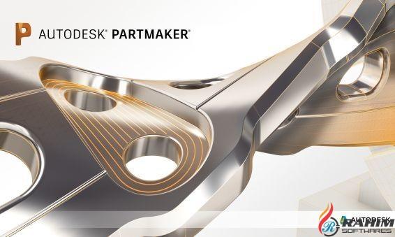 Autodesk PartMaker 2017 Free Download