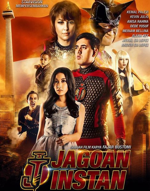 Film Jagoan Instan (2016) Full Movie
