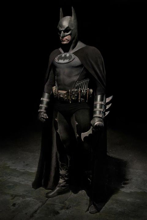 chas blankenships batmania armors of the knight top 10