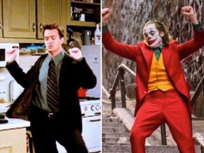El baile de Joker Bing