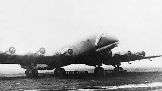Bombardero Junkers Ju 390