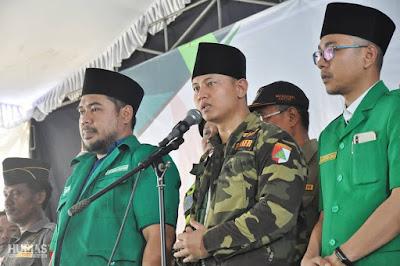 Bupati Nur Arifin: Pertahankan NKRI dengan Ahlussunnah wal Jama'ah