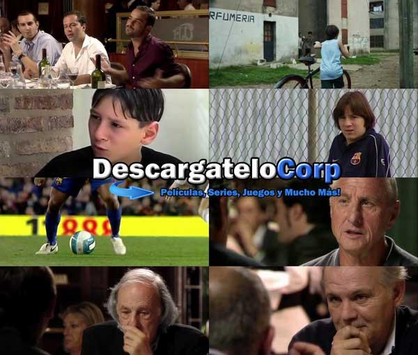 Descargar Messi La Pelicula DVDRip Latino
