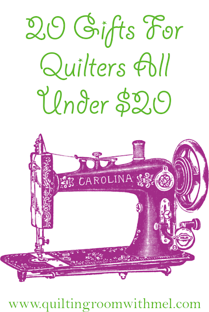 20 gifts for quilters under 20