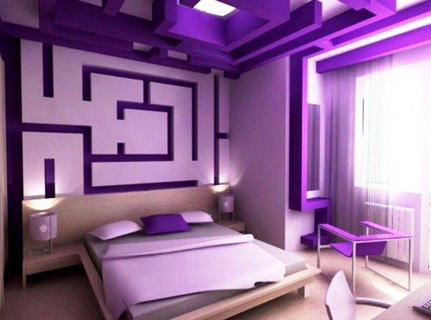 Contoh Ide Desain Interior Kamar Tidur Unik Dan Kreatif