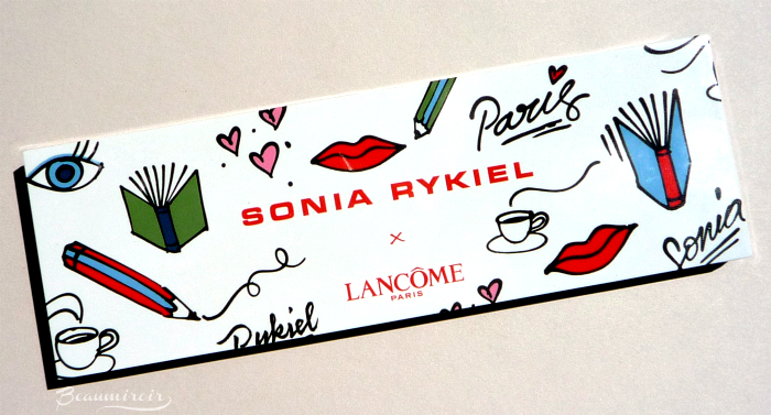 Lancome x Sonia Rykiel Fall 2016 Rive Gauche Eyeshadow Palettes: review, photos, swatches