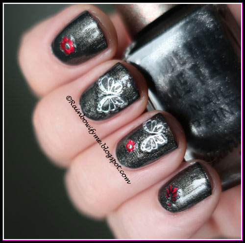 Barry M ~ Black Diamond