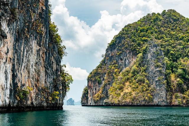 Than Bok Kohrani-Koh-Hong-Koh-Yao-Noi-Thailande