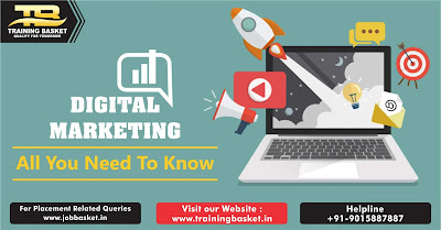 Digital Marketing Training institute In Noida-Training basket
