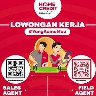 Lowongan Kerja Field Agent di Home Credit Makassar