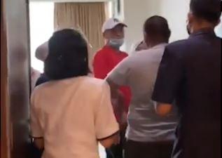 Istri Tersangka Penganiaya Perawat RS Siloam Berikan Klarifikasi