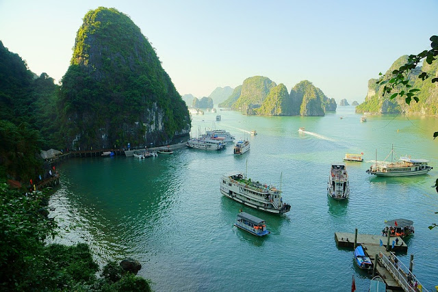 2017: Vietnam among world's 10 fastest growing destinations