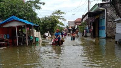 Banjir di Lamongan Meluas, DPRD Panggil Lima Camat