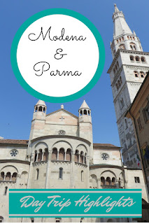 Sidewalk Safari - Highlights of a Day Trip to Modena and Parma in Emilia-Romagna Italy - http://www.sidewalksafari.com/2015/09/day-trip-to-modena-and-parma-italy.html