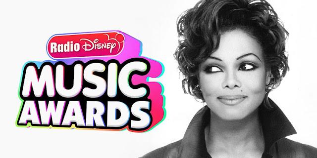 """""""Radio Disney Music Awards 2018"""" honoreront la légendaire icône, Janet Jackson avec le premier """"Impact Awards"""""""