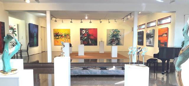 Visit Muhos Terttu Jurvakainen Art gallery