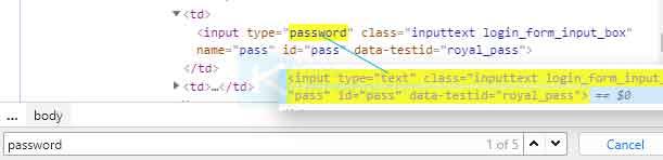Memanfaatkan Fitur Inspect Element Pada Browser Chrome & Mozilla
