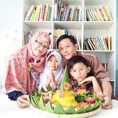 Sedop Tumpeng Lampung
