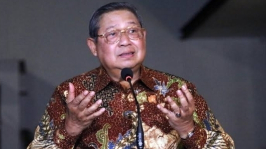 "SBY Prihatin Dituduh Gerakkan Demo, ""Apa Nasib Saya Dibeginikan Terus ya"""