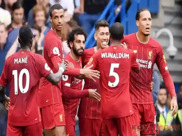 مباراة ليفربول فى دوري أبطال أوروبا أمام ريد بول سالزبورج liverpool vs red bull salzburg