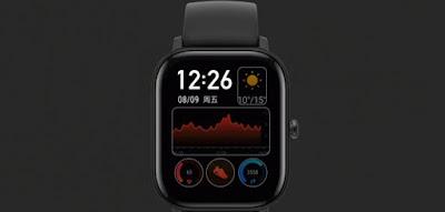 Xiaomi revela interface do seu futuro smartwatch