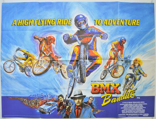bmx bandits banner