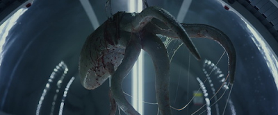 Face Hugger from Prometheus