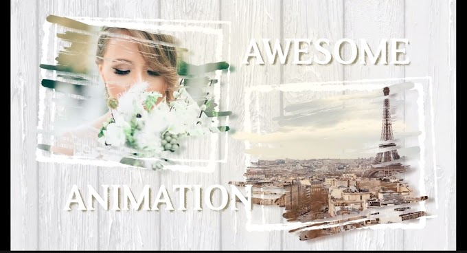 Wedding Slideshow 4K - Project for After Effects - 274883