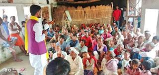 FB_IMG_1568717327434 आज ग्रामसभा खरुआव और हिताकपूरा पोखरा विधानसभा रसड़ा जनपद बलिया  में जन चौपाल कार्यक्रम